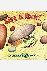 Lift a Rock, Find a Bug Board book
