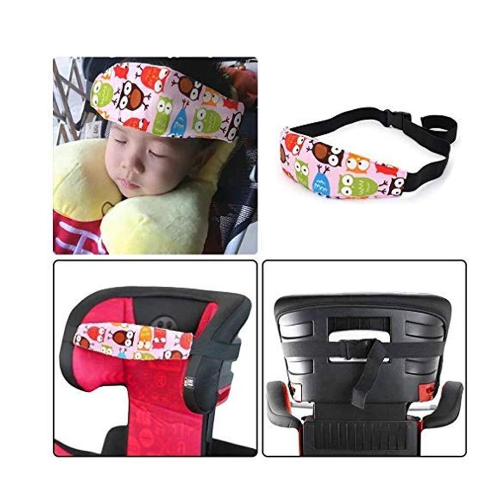 Soporte de Cabeza del Cochecito para Beb/é Ni/ños Surplex 2 pza Soporte Seguridad de la Cabeza para Bebe en el Coche