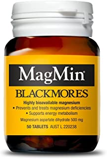 Blackmores MagMin  (50 Tablets)