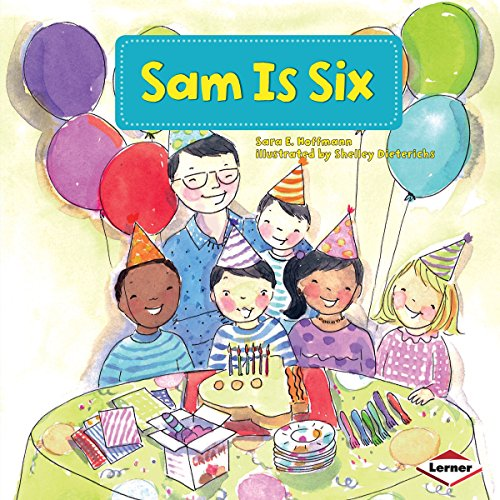 Sam Is Six copertina