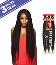 MULTI PACK DEALS! Outre Braids X-Pression Kanekaion 3X Pre Stretched Braid 42