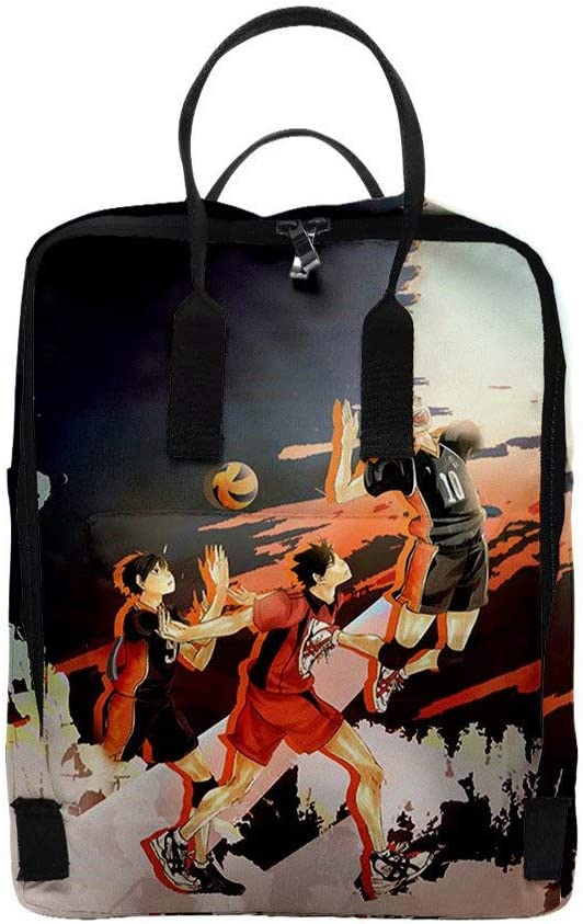 Haikyuu Cosplay Lunch Cooler Bag Reusable Insulated Lunch Bag ...