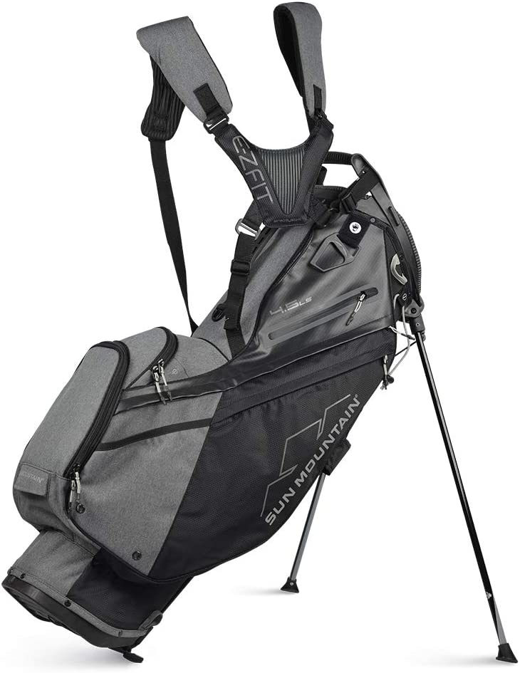 Over item handling ☆ Sun Mountain 100% quality warranty 2021 Men's Stand Bag Golf 4.5LS