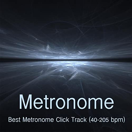 Metronome: Best Metronome Click Track (40-205 Bpm) - Study Music, Rhythm  Music ideal for Music Schools, Music Lessons, Music Classes