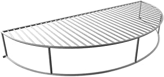 """The Original 'Upper Deck' 22.5"""" Stainless Steel Warming/Grilling/Smoking Expansion Rack Grate- For Use with Weber 22/22.5 ..."""