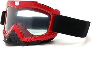 Aooaz TPU PC Motocross Helmet Goggles Riding Windproof Goggles Ski Glasses Racing Goggles