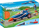 PLAYMOBIL Sports & Action 9375 Stomp Racer mit Booster, Ab 5 Jahren -