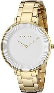 Skagen Womens Analogue Quartz Watch with Stainless Steel Strap SKW2330
