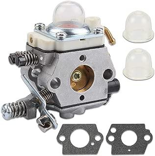 Kaymon WT-227 Carburetor for Stihl FC72 Edger FS72 FS74 FS75 FS76 Trimmer 4133FS 4226 Replace WT-227-1 WT227 4133-120-0600 Stens 615-009 with Primer Bulb Gaskets
