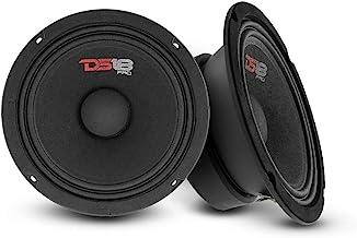 "$53 » DS18 2X PRO-GM6SE Loudspeaker - 6.5"", Midrange, Sealed Back, 380W Max, 90W RMS, 8 Ohms - Premium Quality Audio Door Speake..."