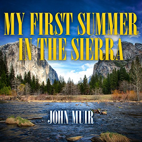 My First Summer in the Sierra  By  cover art