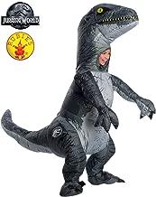 Rubie's Jurassic World: Fallen Kingdom Child's Inflatable Velociraptor Costume