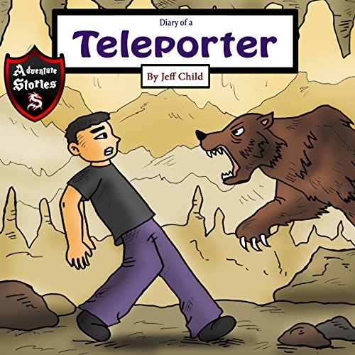 Diary of a Teleporter audiobook cover art