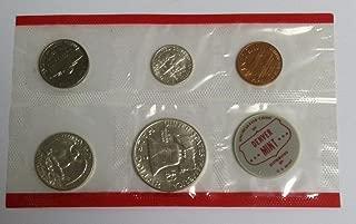 1963 US Proof Set in Original Envelope & Sealed Plastic