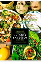 Secrets of Healthy Middle Eastern Cuisine Hardcover