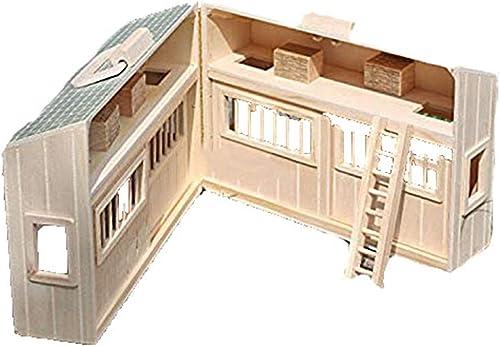 YXXHM- Lernspielzeug Vorgestellt Bauernhof Pony Dekompression Woody Erwachsenen Kinder Montage Interessant 33  18  23Cm
