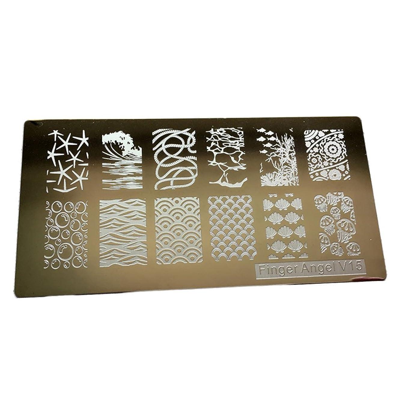 以上説得せがむ[ルテンズ] スタンピングプレートセット 花柄 ネイルプレート ネイルアートツール ネイルプレート ネイルスタンパー ネイルスタンプ スタンプネイル ネイルデザイン用品