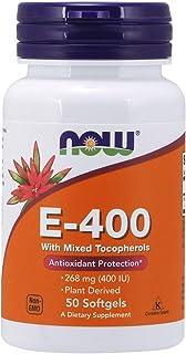 Now Foods Vitamina E-400 - natural (mezcla
