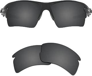 Kygear Anti-fading Polarized Lenses Compatible with Oakley Flak 2.0 XL Sunglasses