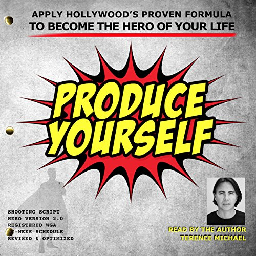 Produce Yourself audiobook cover art