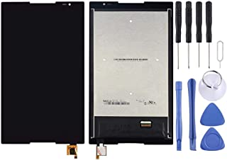 SHUHAN LCD Screen Phone Repair Part LCD Screen and Digitizer Full Assembly for Lenovo TAB S8-50 / S8-50F / S8-50LC Mobile ...