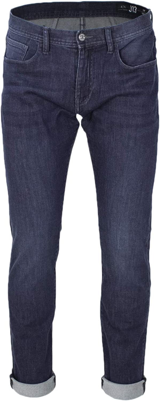 AX Armani Exchange Men's Indigo Denim 5 Pocket Pant
