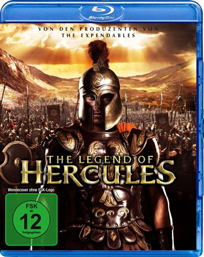 The Legend of Hercules [Blu-ray]