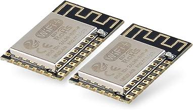 ACEIRMC ESP8266 ESP-12F WiFi Serial Module Microcontroller 802.11N Module Wireless Transceiver Remote Port Network Development Board for Arduino NodeMCU MicroPython ESP-12F
