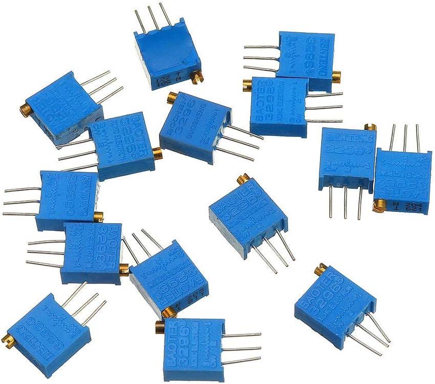 KASILU In stock EJG0114 39Pcs 100R-1M Overseas parallel import regular item 3296 Po 3296W Package Potentiometer