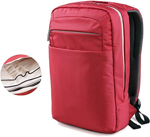 DJSkd Sac à Dos pour Ordinateur portable Ordinateur portable Sac à Dos Sac à Dos Sac à Dos pour Femme (Couleur   Rouge)