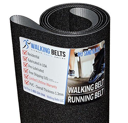 WALKINGBELTS Walking Belts LLC - PFTL609165 Proform 505 CST Treadmill Running Belt 1ply Sand Blast + Free 1oz Lube
