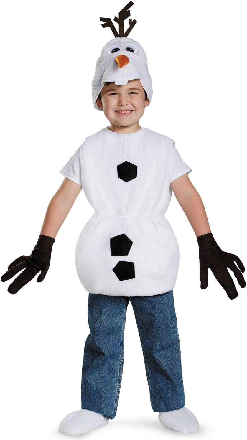Disguise New products world's highest quality popular Olaf Child Kit Costume A surprise price is realized