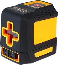 Romacci Nível de laser Autonivelador de linha cruzada horizontal e vertical profissional Auto-nivelamento Nível de bolha d...