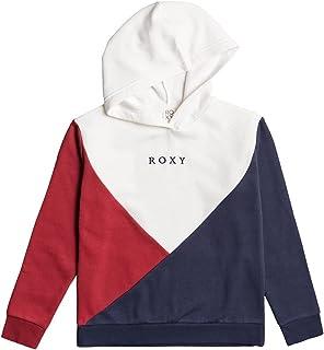 Roxy Girl's Up The River - Hoodie for Girls Hooded Sweatshirt