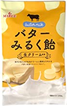 マルエ製菓 バターみるく飴 80g ×12袋