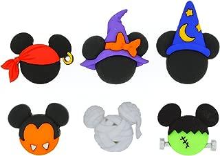 Dress It Up 7924 Disney Button & Embellishments, Mickey & Minnie Halloween Hats