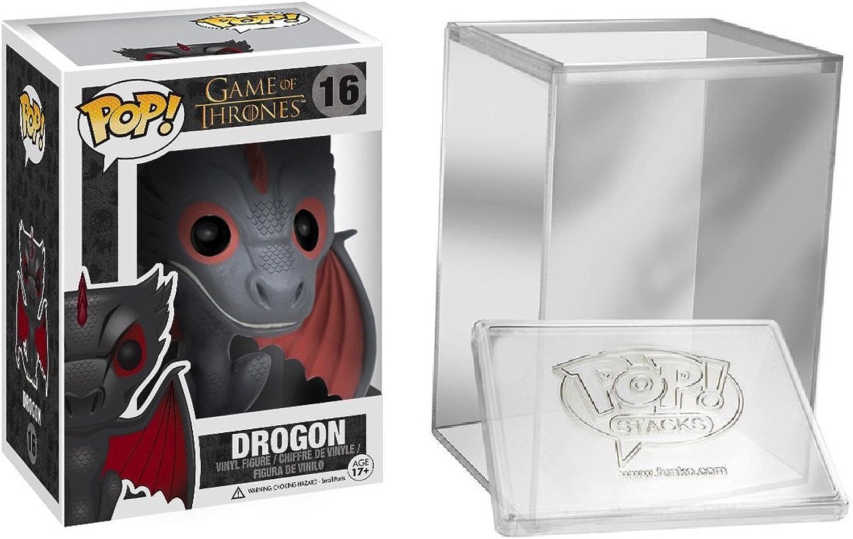 Funko Pop Game of Thrones  Drogon Vinyl Figure   3873 Predective Case