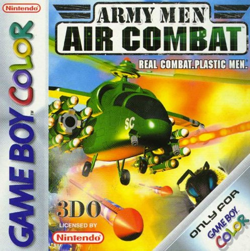 GameBoy Color - Army Men Air Combat