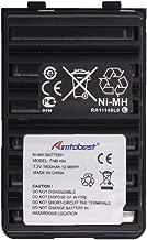 FNB-83 FNB-V94 FNB-V57 1800mAh Ni-MH Battery Compatible for Yaesu Vertex FT-60R FT60R FT-60 FT60 VX-150 VX-160 VX-170 VX-180 VXA-220 Standard Horizon HX370S Two Way Radio