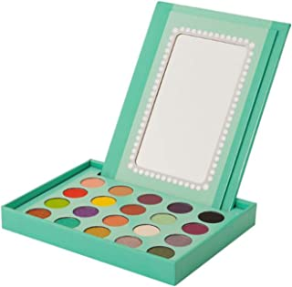 BH Cosmetics Daisy Marquez Eyeshadow Palette! 13 Eyeshadow Shades Pressed Pigment Eye Shadow Palette! Buttery-Soft Mattes, Pigment-Rich Shimmers And Lustrous! Cruelty Free, Gluten Free And Vegan!