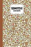 Shooting Log Book: Birds Cover Design   Target, Handloading Logbook, Range Shooting Book, Target Diagrams