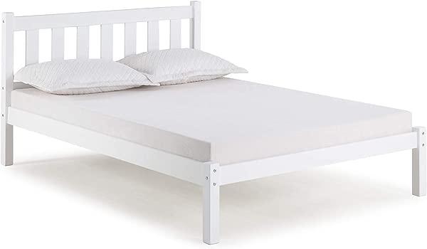 Alaterre AJPP20WH Poppy Full Bed White