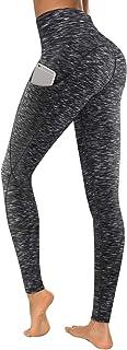TUNGLUNG High Waist Yoga Pants, Yoga Pants with Pockets...