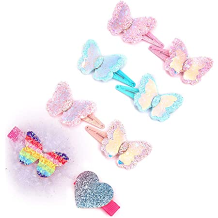 Hair Jewelry mermaid pink holographic