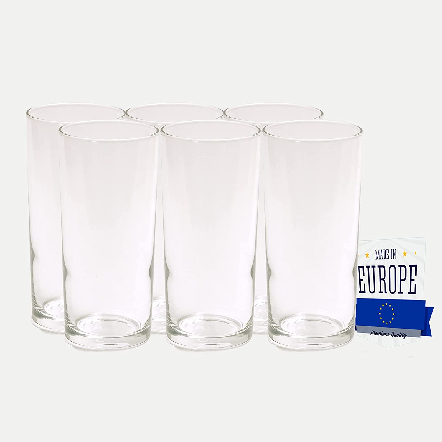 The Buybox Highball Glasses - Drinking Water J Ranking TOP20 Tall for 55% OFF