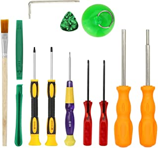 Nintendo Triwing Screwdriver Sets, EMiEN Professional Screwdriver Repair Tool Kit for Nintendo Switch Joy-Con, Nintendo Ne...