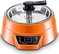 Hot Pot HG-Electric Fondues Multifonctionnel Intelligent De Levage Ménage Électrique Cuisinière Électrique Vapeur Seafood Pot