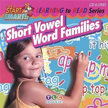 Short Vowel Word Family Review Karaoke