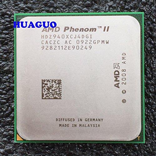 AMD Phenom II X4 940 Black Edition 3.0GHz 4x512KB Socket AM2+ Quad-Core CPU