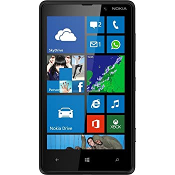 Nokia Lumia 820 - Smartphone libre Windows Phone (pantalla 4.3 ...